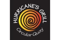Hurricane's Grill Logo Polkadot Communications Client PR Sydney