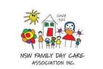 NSW Family Day Care Logo Polkadot Communications Client PR Sydney