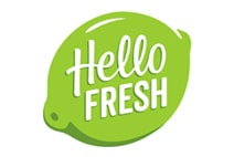 Hello Fresh Logo Polkadot Communications Client PR Sydney