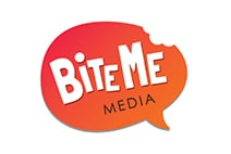 BiteMe Media Logo Polkadot Communications Client PR Agency Sydney
