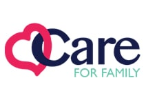 Care For Family Logo Polkadot Communications Client PR Agency Sydney