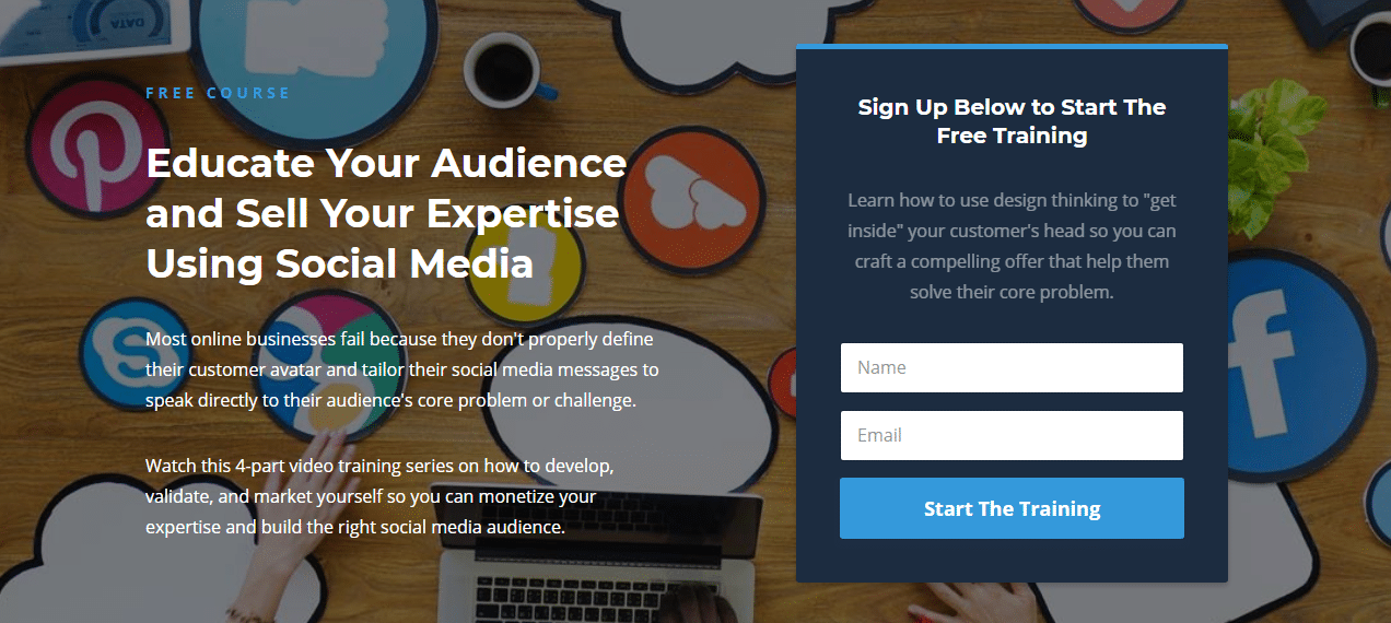 Educate Your Audience and Sell Your Expertise Using Social Media