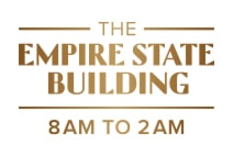 THE EMPIRE STATE BUILDING LOGO